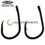 GARDNER  Крючки COVERT WIDE GAPE TALON TIP HOOKS № 6 (10шт) CWGTTCH6