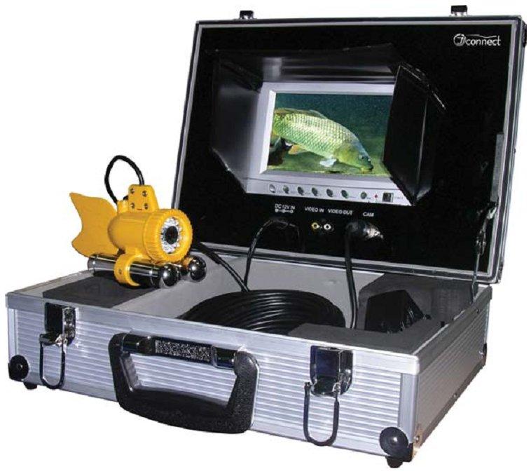Подводная камера для рыбалки фото своими руками