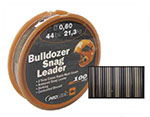 PROLOGIC  Шок-лидер Bulldozer Snag Leader 100m 24lbs 11.0kg 0.40mm Camo 44685
