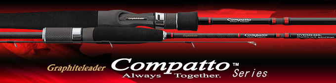 Спиннинг Graphiteleader Compatto GVICMS 745 ML
