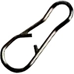 Застежка Kosadaka Double hook snap №S (7шт.) 1015-S